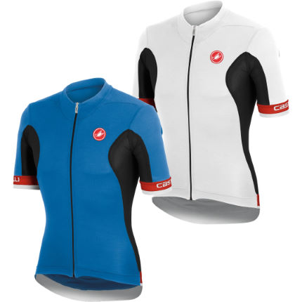 Castelli Volata Short Sleeve Cycling Jersey 2 Pack Bundle