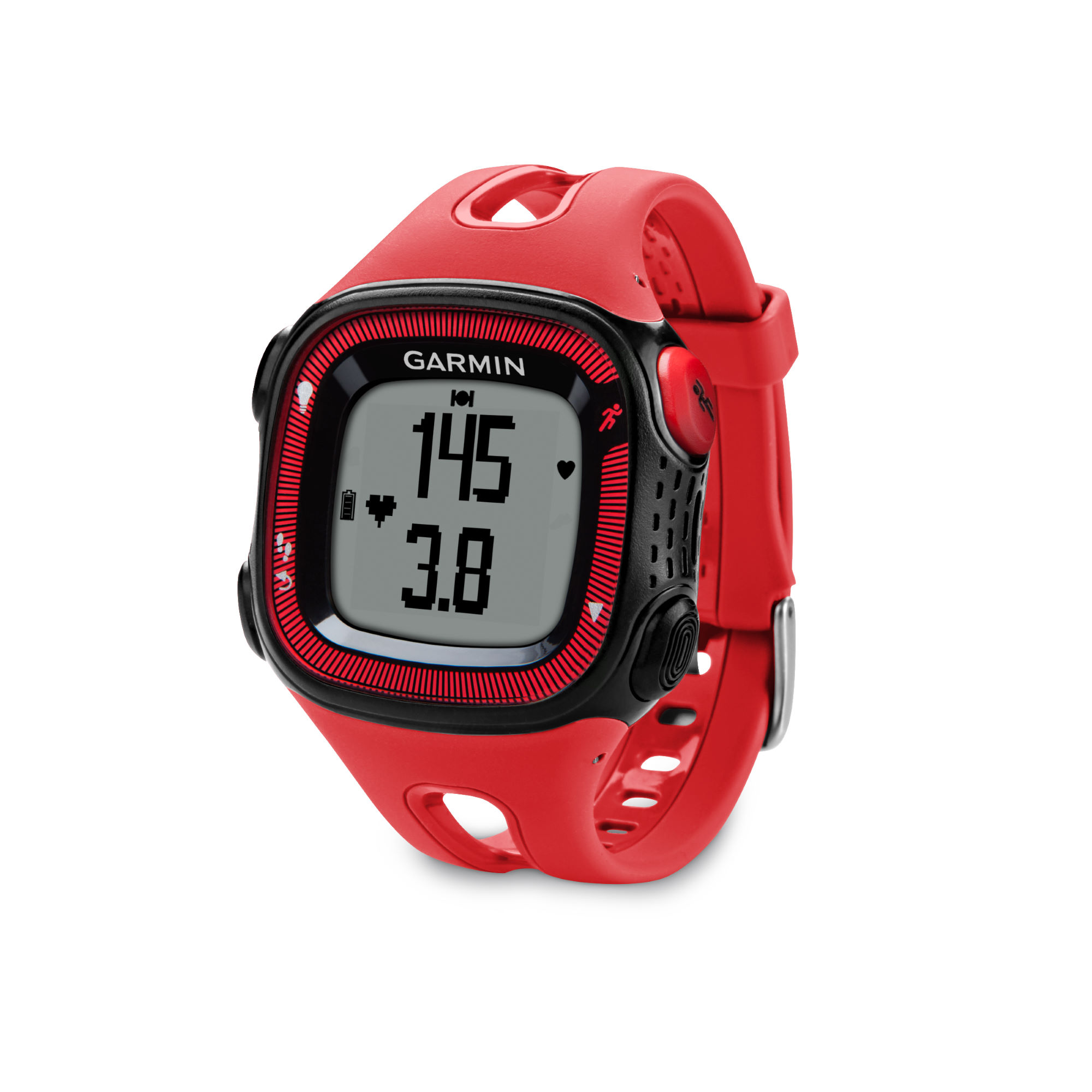 compteurs gps de running garmin forerunner 15 gps watch wiggle france. Black Bedroom Furniture Sets. Home Design Ideas