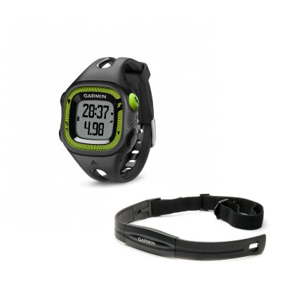 Garmin Forerunner 15 With HRM