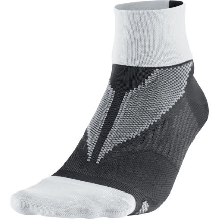 Nike Elite Running Hyperlite Quarter Socks - FA14
