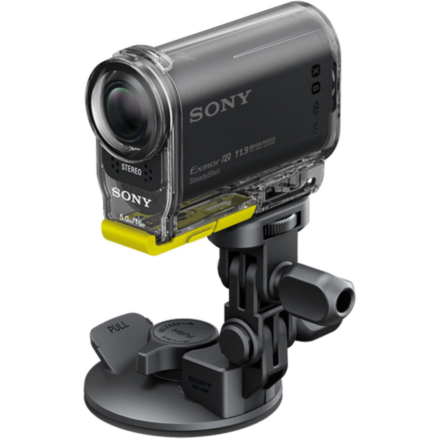 wiggle sony action cam suction cup mount helmet cameras. Black Bedroom Furniture Sets. Home Design Ideas
