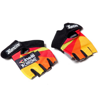 Santini Cinelli Chrome Race Mitts