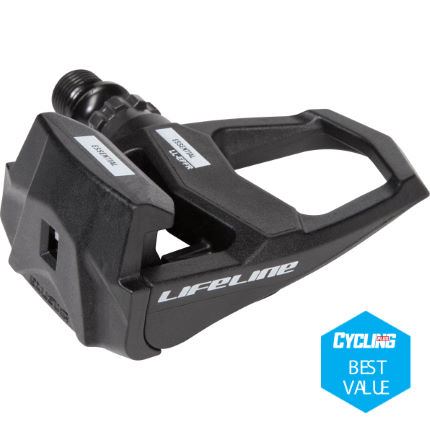 LifeLine Essential SPD SL Compatible Road Pedals