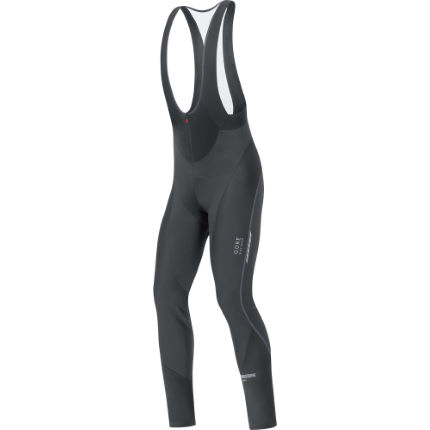 Gore Bike Wear Oxygen Windstopper Softshell Bib Tights