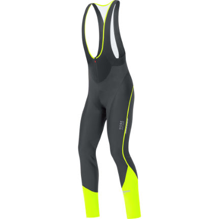 Gore Bike Wear Oxygen Windstopper Soft Shell Bib Tights