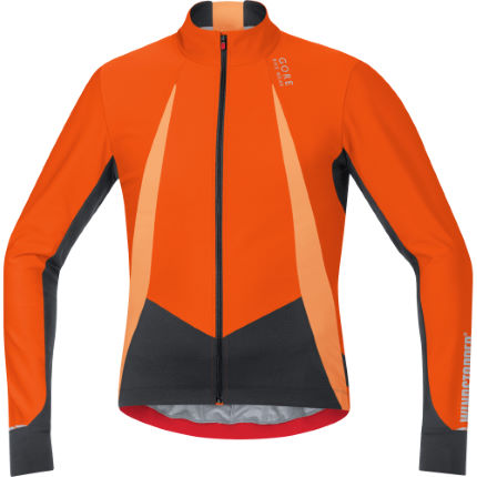 Gore Bike Wear Oxygen Windstopper Long Sleeve Jersey