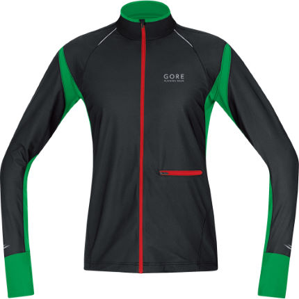 Gore Running Wear Air WINDSTOPPER® Jacket - AW14