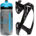 LifeLine Performance 3K Carbon Bottle Cage+ 550ml Bottle