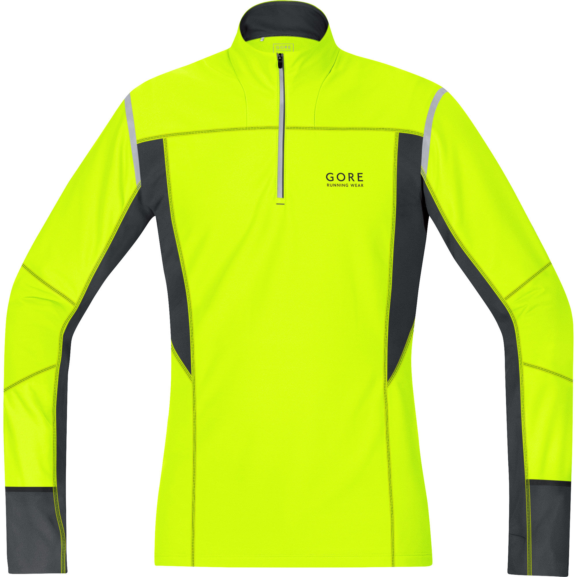 Wiggle Gore Running Wear Mythos 2 0 Thermo Long Sleeve