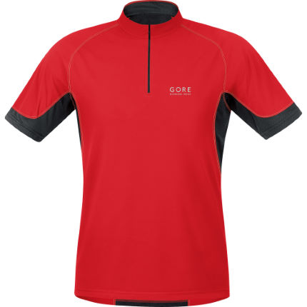 Gore Running Wear X-Running 2.0 Zip Shirt - AW14