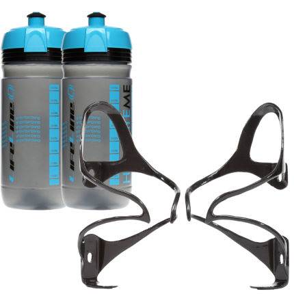 LifeLine Professional Carbon Cage+ 550ml Bottle- 2 Pack