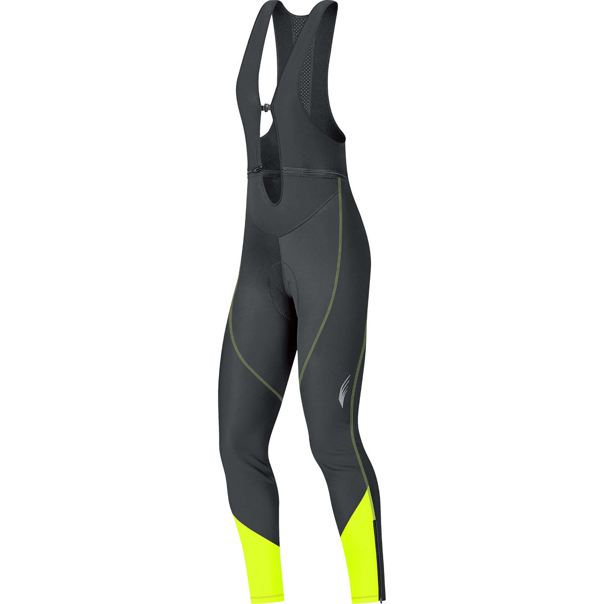 Gore Bike Wear Women's Element Windstopper Softshell Bib Tights+