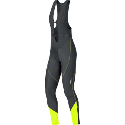 Gore Bike Wear - Women's E Windstopper Softshell Bib Tights+