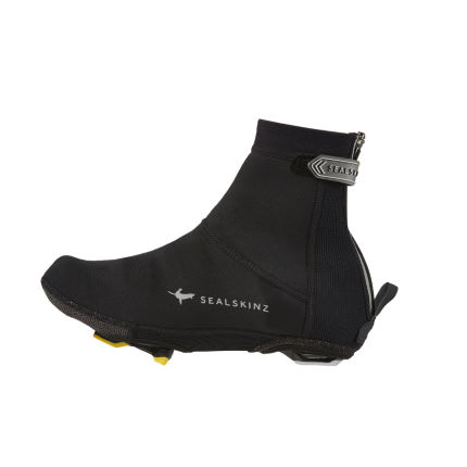 SealSkinz - Neoprene Overshoes Black - Grey L