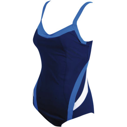 Zoggs Women's Ocean Bloom Cupsized Swimsuit AW14