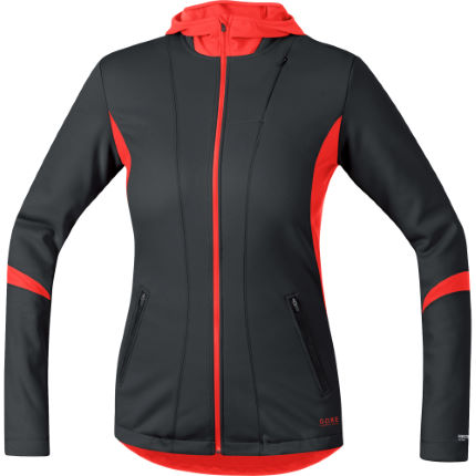 Gore Running Wear Women's SUNLIGHT WINDSTOPPER® Hoody - AW14