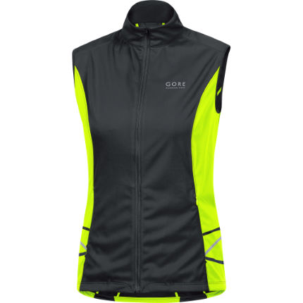 Gore Running Wear Women's Mythos 2.0 WINDSTOPPER® Softshell Vest