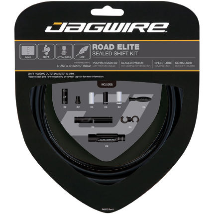 Jagwire Road Elite Sealed Gear Cable Kit