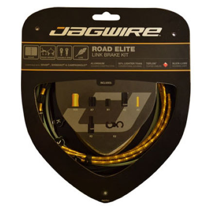 Kit de cables de freno Jagwire - Road Elite Link