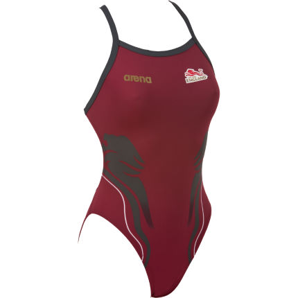 Arena Women's Team England Swimsuit SS14