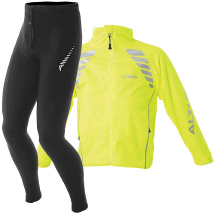 Altura 2 Pack Waist Tight and Jacket Bundle