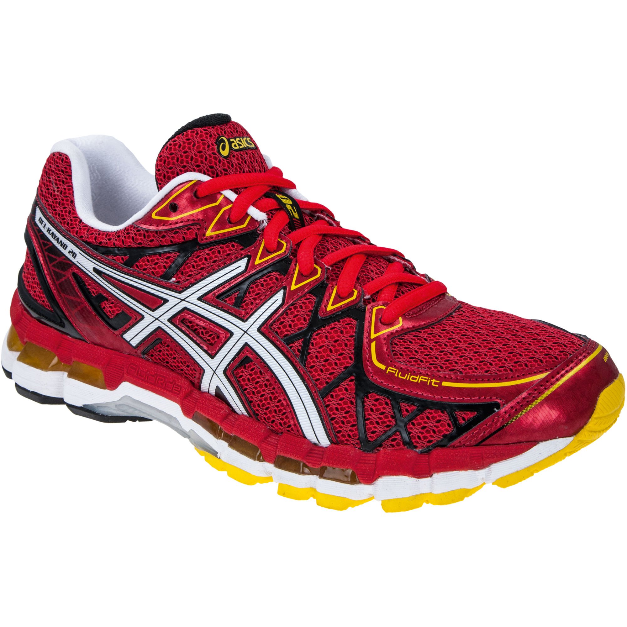 Asics Gel-Kayano 20 Shoes (Wide Fit 2E) - AW14