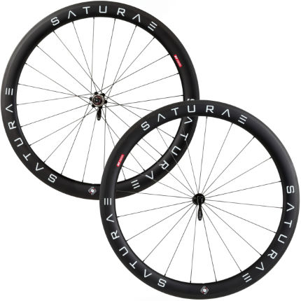Saturae C50 Full Carbon Clincher Wheelset