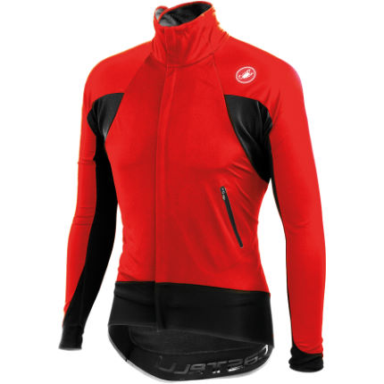 Castelli Alpha Wind Full Zip Jersey