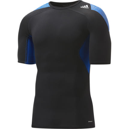 Adidas Techfit Cool Short Sleeve - AW14