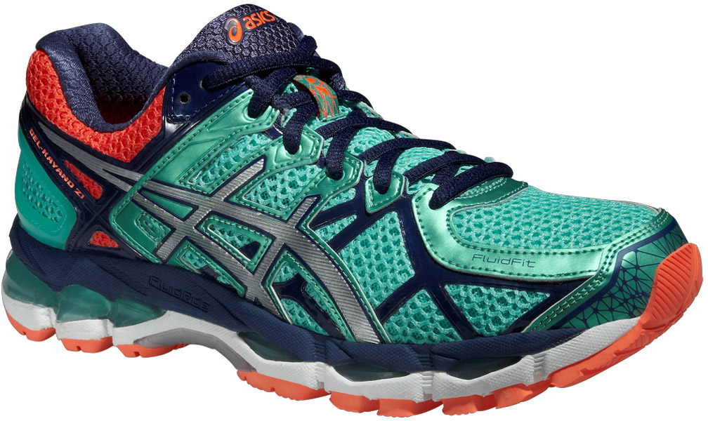 asics kayano 21 women's review