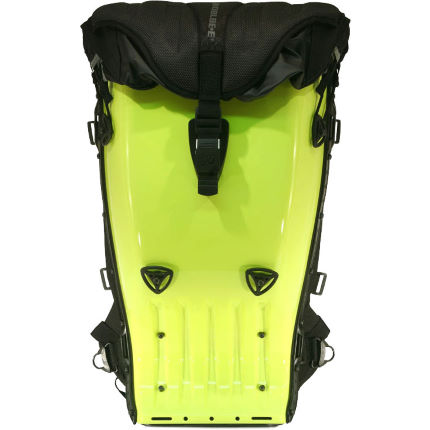 Boblbee Megalopolis Aero Hard Shell Neon Backpack