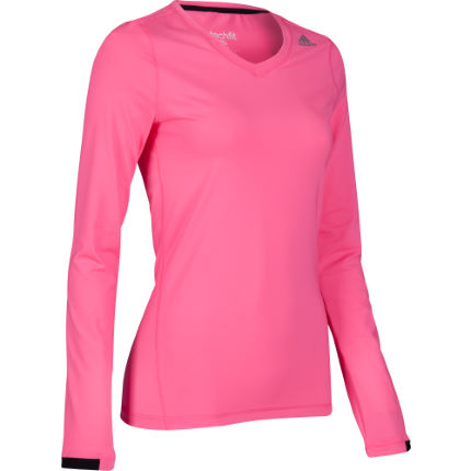 Adidas Women's Techfit Long Sleeve - AW14