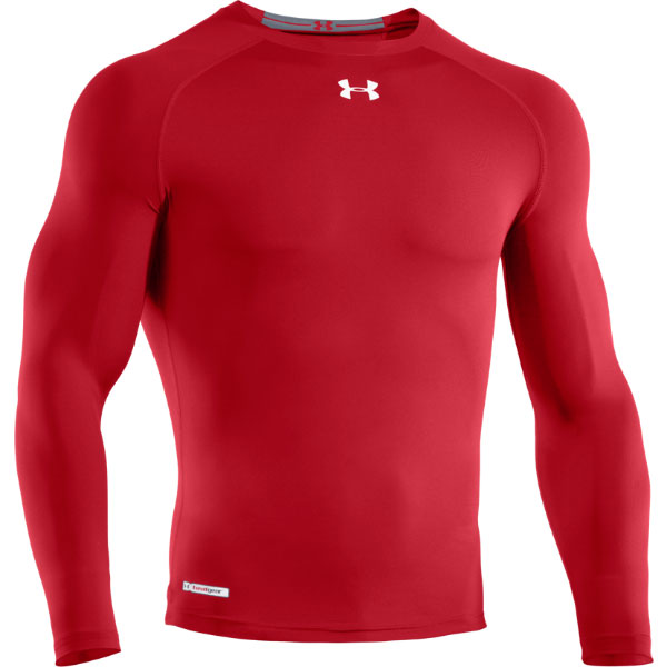 under armour heatgear sonic compression long sleeve