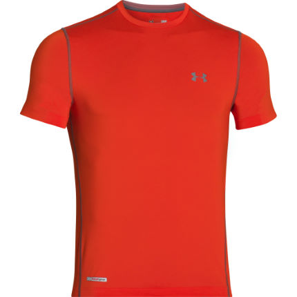 Wiggle under armour heatgear sonic fitted tee ss15 for Under armour men s heatgear sonic fitted t shirt