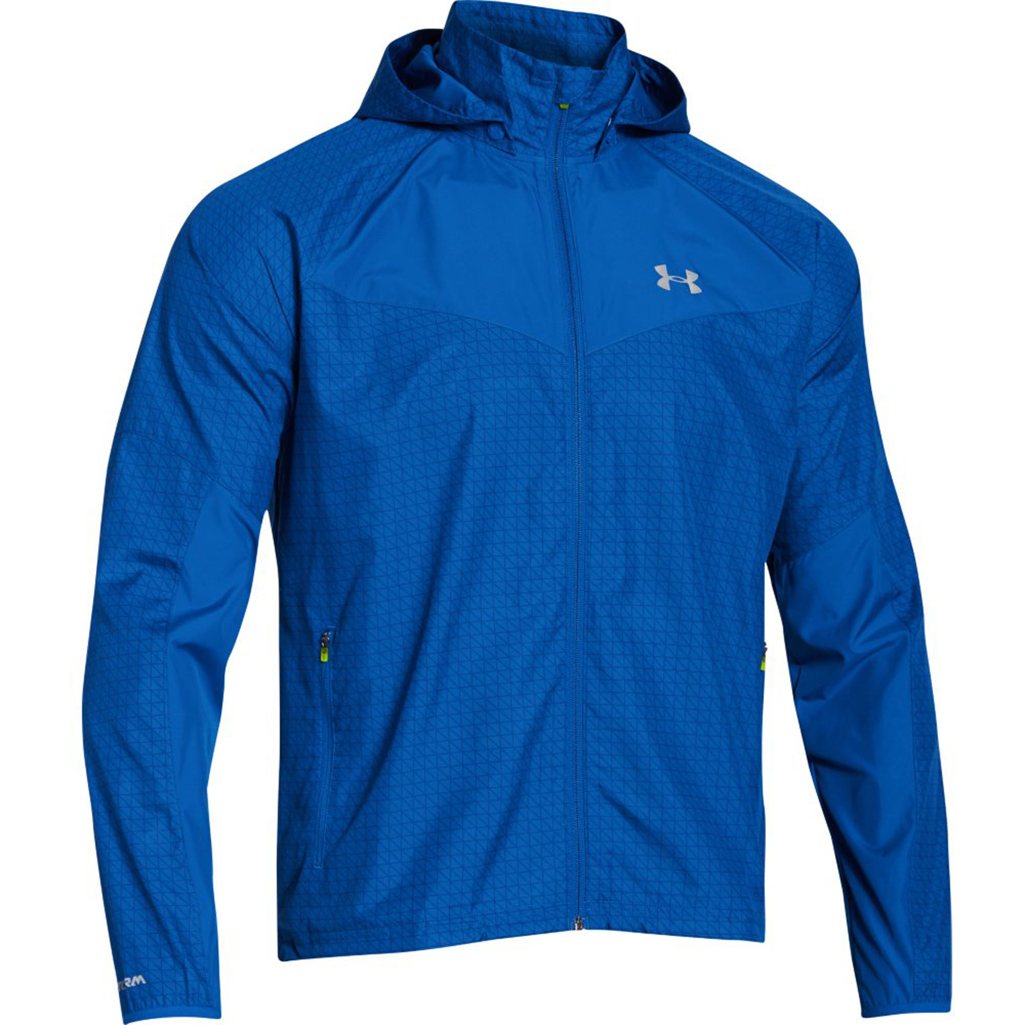 wiggle under armour storm anchor jacket aw14 running windproof jackets. Black Bedroom Furniture Sets. Home Design Ideas