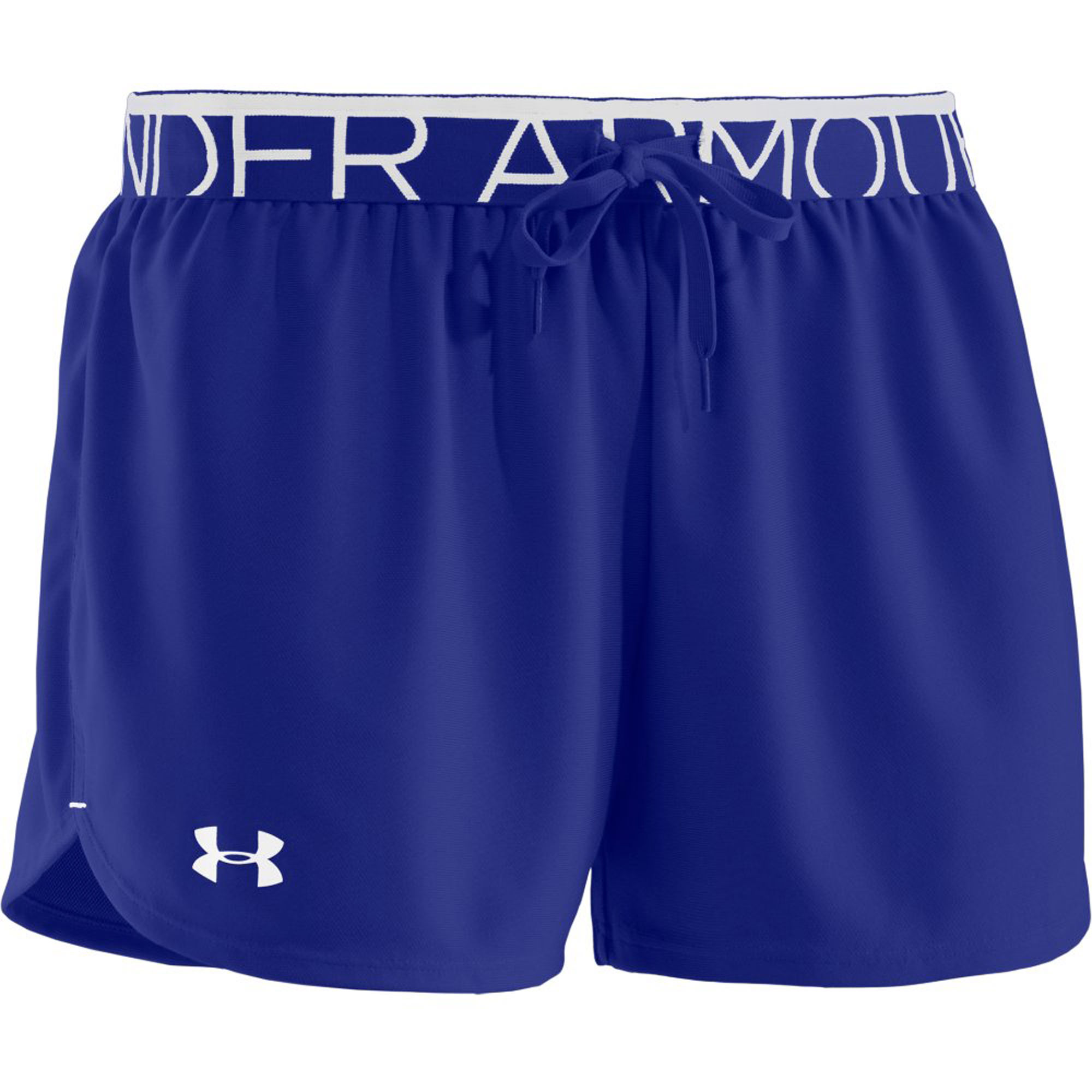 shorts de running under armour women 39 s play up short aw14 wiggle france. Black Bedroom Furniture Sets. Home Design Ideas