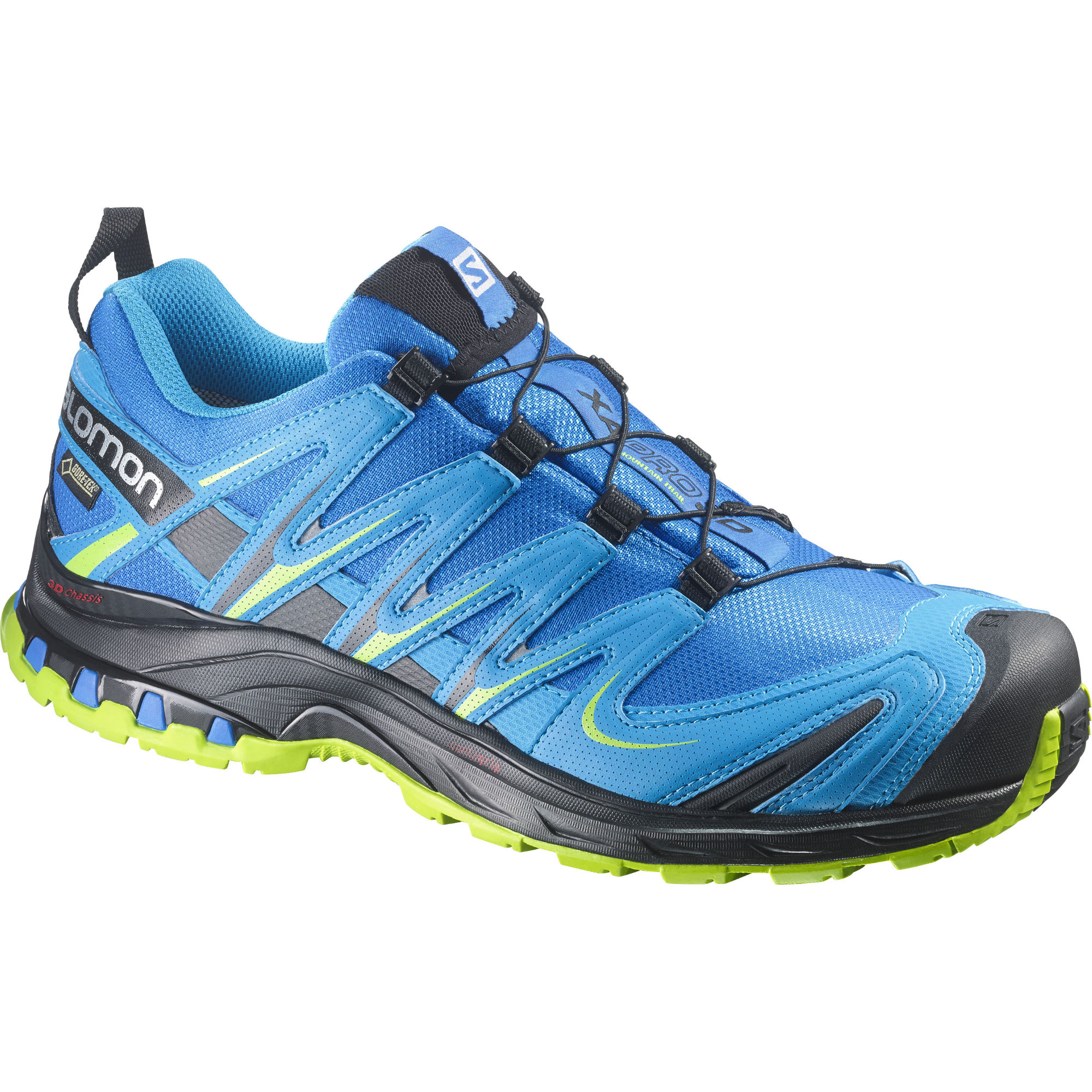 wiggle salomon xa pro 3d gtx shoes ss15 offroad running shoes. Black Bedroom Furniture Sets. Home Design Ideas
