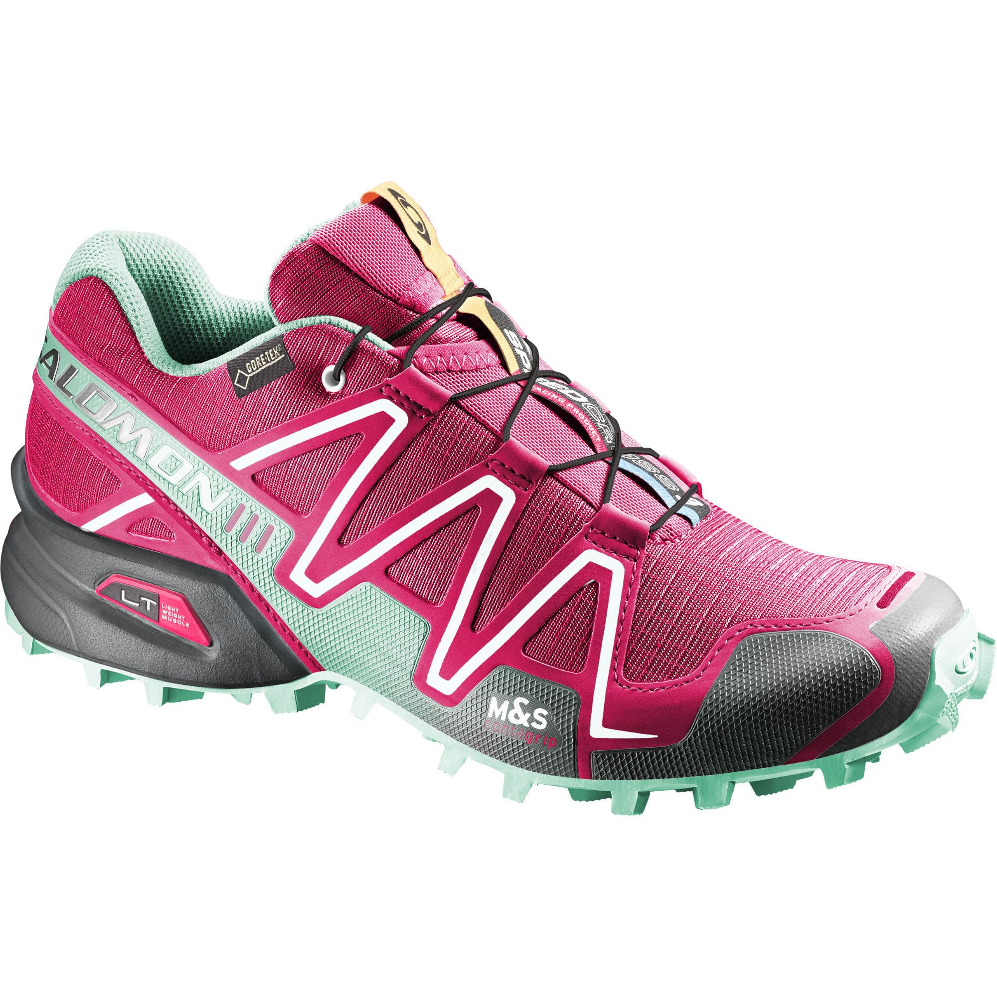 wiggle salomon women 39 s speedcross 3 gtx shoes ss15. Black Bedroom Furniture Sets. Home Design Ideas