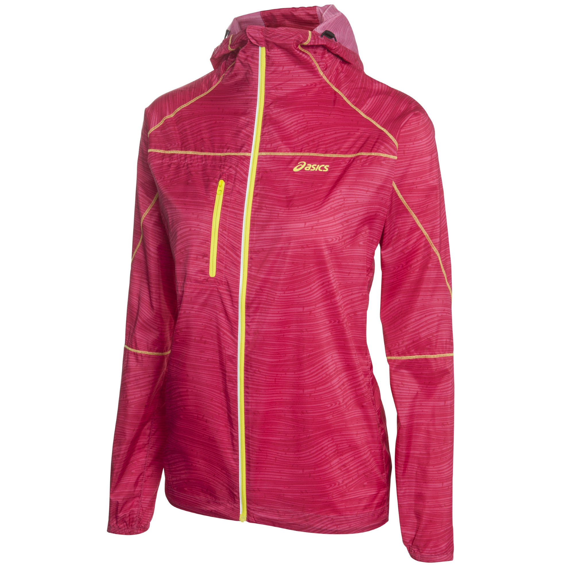vestes de running coupe vent asics women 39 s fuji packable jacket aw14 wiggle france. Black Bedroom Furniture Sets. Home Design Ideas