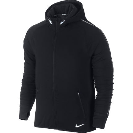 Nike Dri-Fit Feather Fleece Run Full Zip - FA14