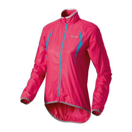 Odlo Women's Tornado Windproof Packable Jacket