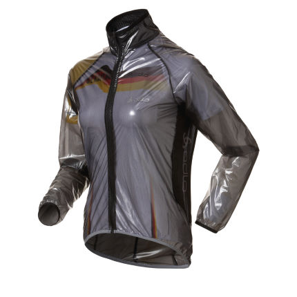 Odlo Women's Mud Hardshell Transparent Jacket