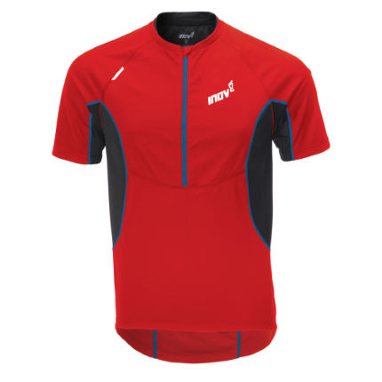 Inov-8 Base Elite™ 160 Short Sleeve Zip - AW14