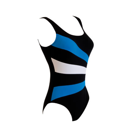 Zoggs Women's Sandon Scoopback Swimsuit AW13