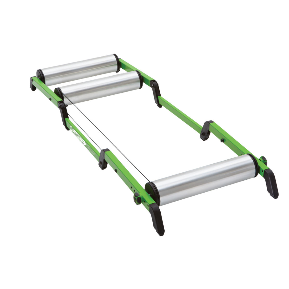 Rouleau Kinetic Z - Taille unique Green/Silver Rouleaux