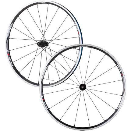 Set di ruote clincher in alluminio RS11 - Shimano