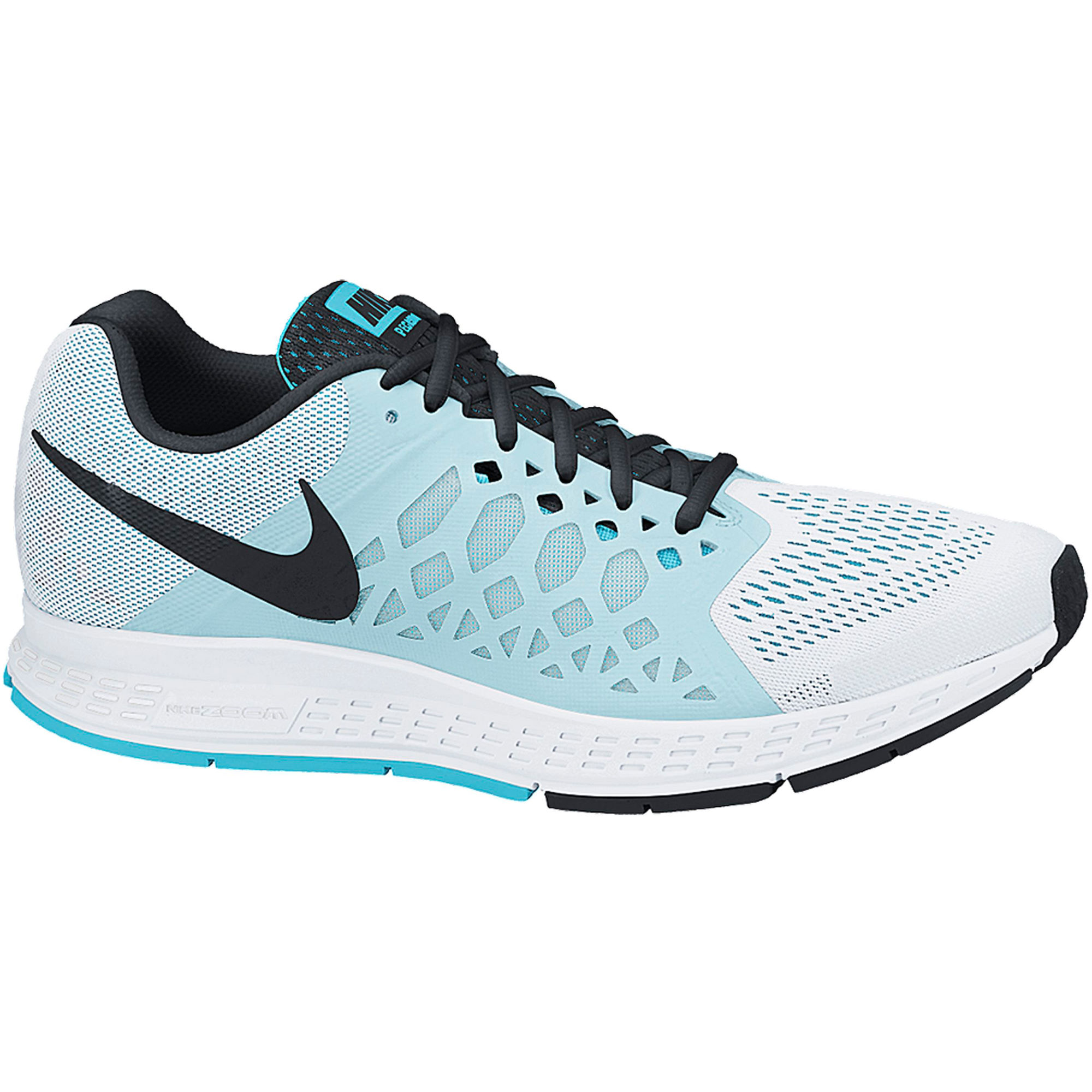 Nike Air Zoom Pegasus 33 Women's Running Shoes Matte Silver