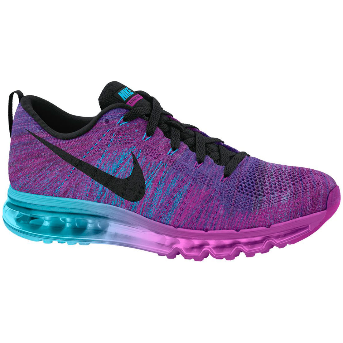 chaussures de running amorties nike women 39 s flyknit max shoes sp15 wiggle france. Black Bedroom Furniture Sets. Home Design Ideas