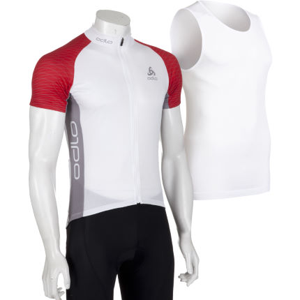 Odlo Short Sleeve Jersey and Base Layer