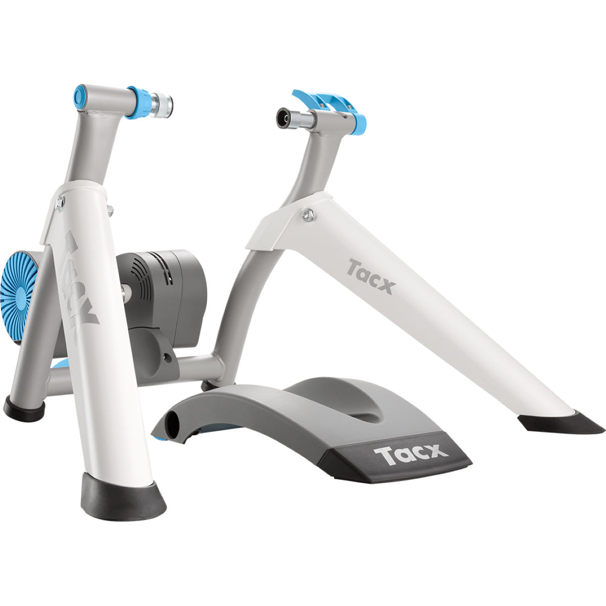 Home trainer Tacx Vortex Smart - Taille unique Blanc/Bleu